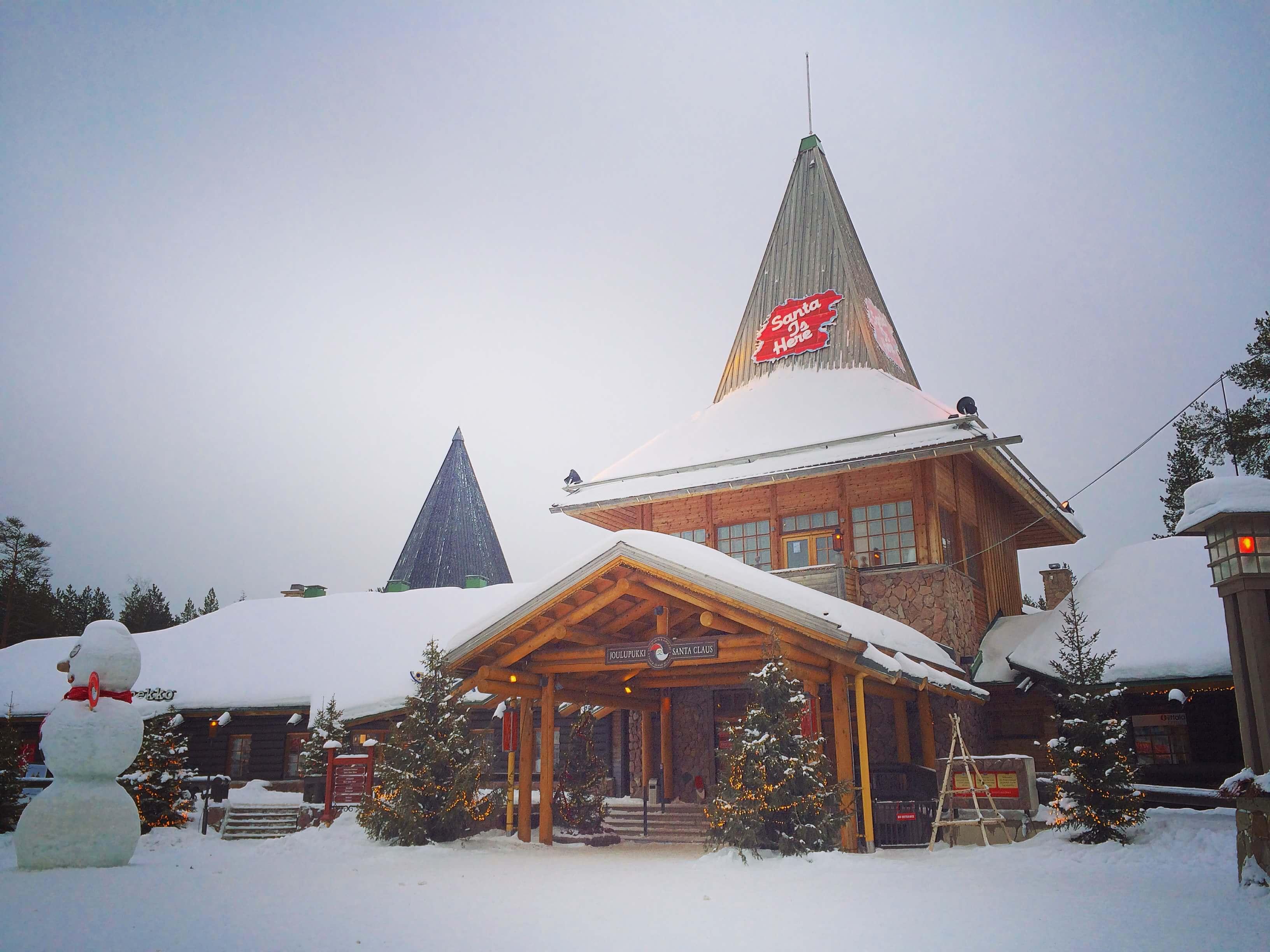 כפר סנטה קלאוס