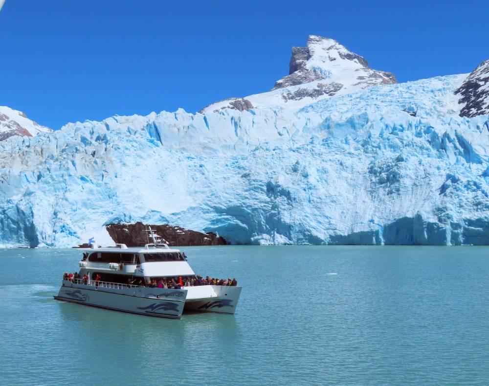 שייט בפארק הקרחונים