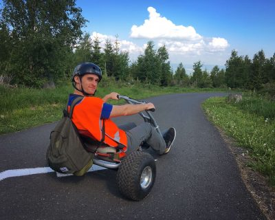 אופניים וקורקינטים