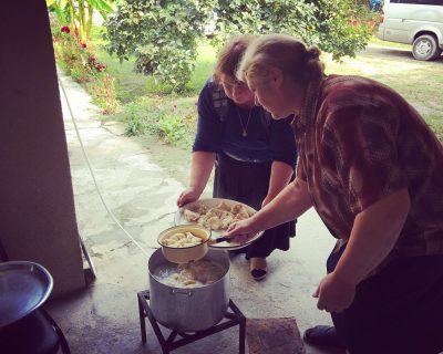 בישול חינקלי