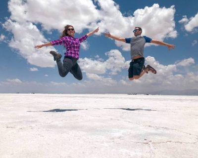 תמונות במדבר המלח