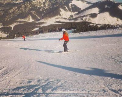 עושים סקי ביאסנה סלובקיה