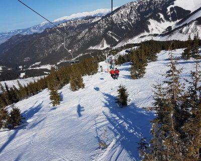 רכבל סקי