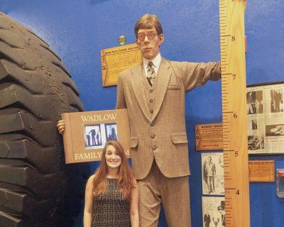 האיש הכי גבוה