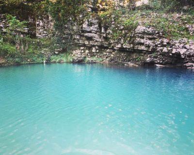 מים מדהימים במפלי מרטווילי