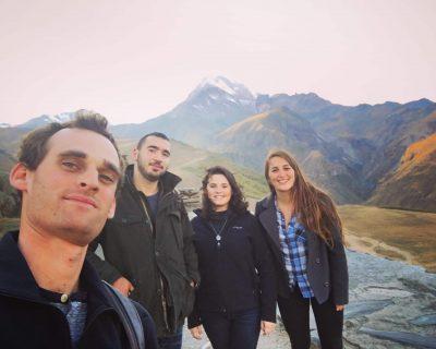 נופים בגאורגיה